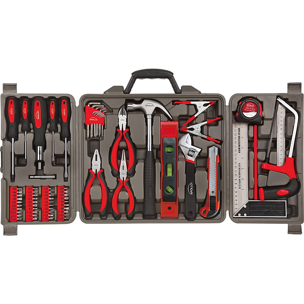 71 Piece Household Tool Kit in 2020 Hand tool kit, Tool