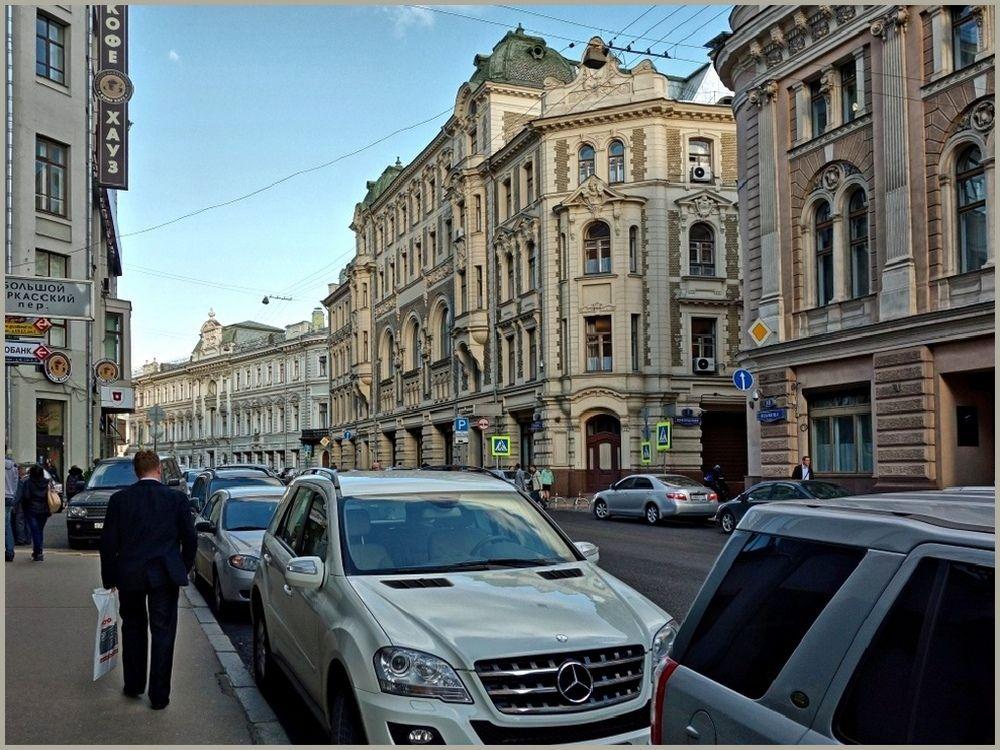 Ilyinka Street by Leo_nid
