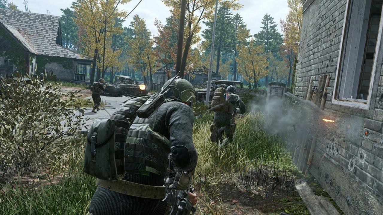 Ps4 G Call Of Duty Modern Warfare Remastered R3 En Modern Warfare Video Game Design Connect Games