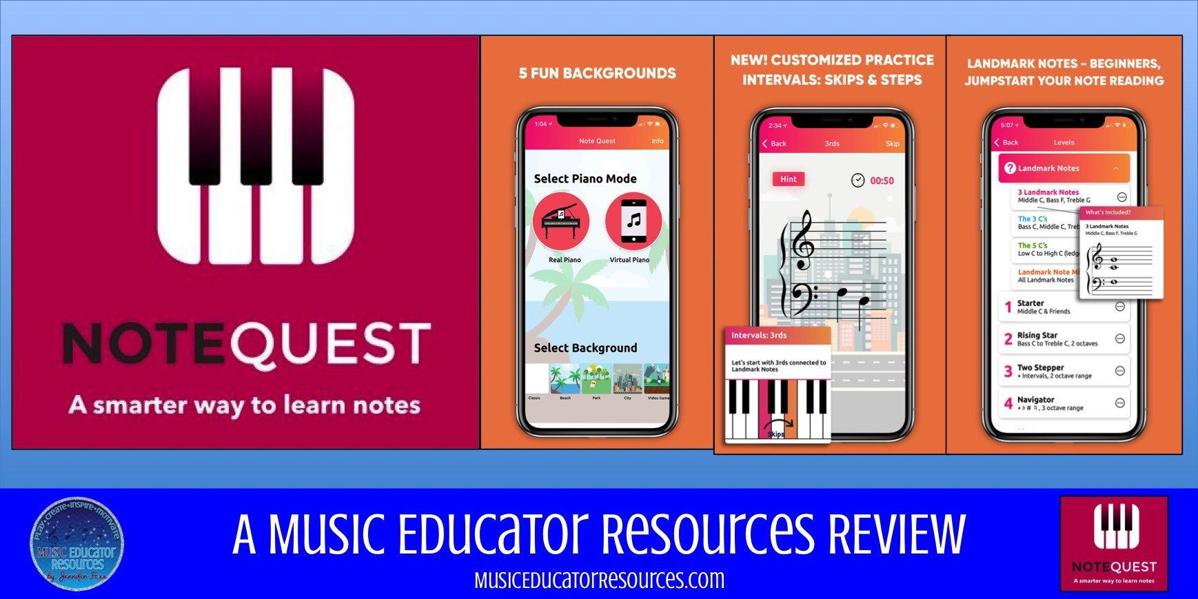Note Quest Is One Of The Newer Note Reading Apps In The Apple App Store It Was Founded In 2016 By Grace Lee A Pi Music Education Piano Teacher Piano Teaching Sheet music reading app for ipad