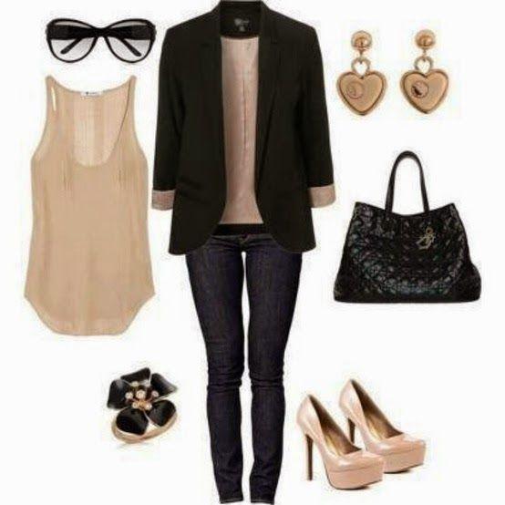 D come Donna: Outfits | idea outfit | Pinterest | Fashion