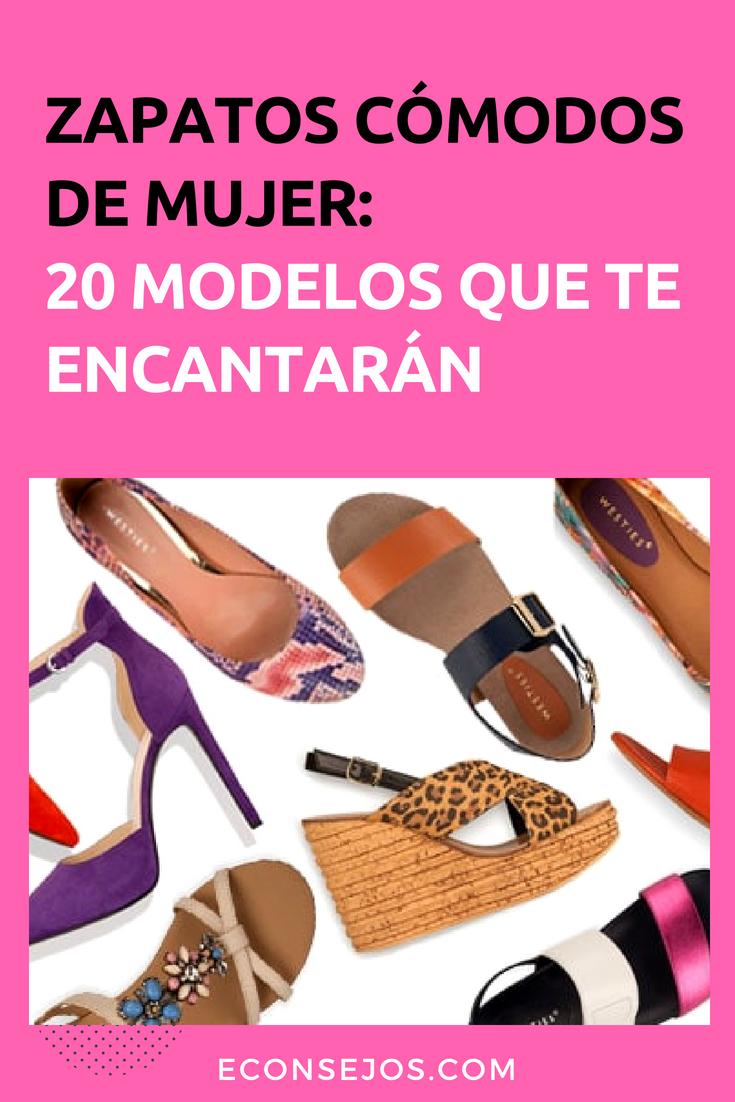 Cómodos Escoger Que Zapatos Para Mujer Te Modelos Cómo 20 BWdxoerC