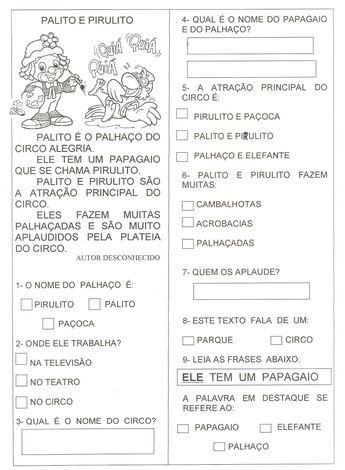 Alfabetizacao Solidaria Atividades Alfabetizacao E Letramento