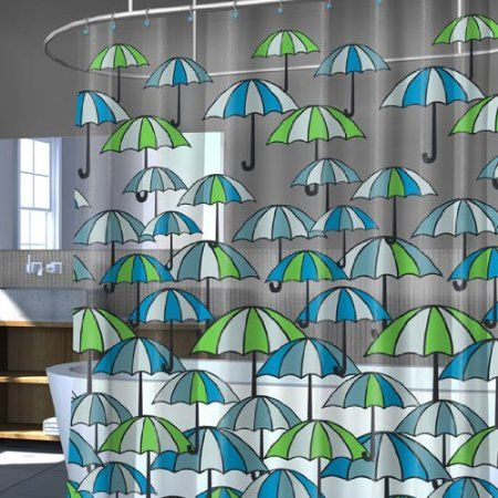 Lol Cute Amazon Com Umbrella Jade Shower Curtain Bedding