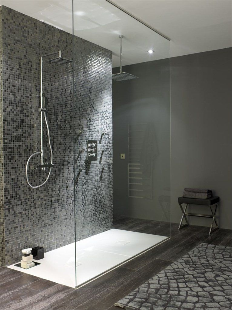 Knappe douche Badkamers Pinterest Interiors, Bath and Future