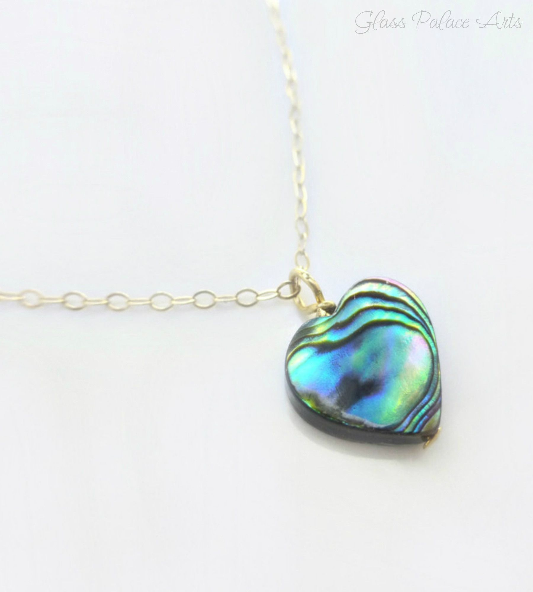 paua shell and necklace pin pendant leaf pinterest