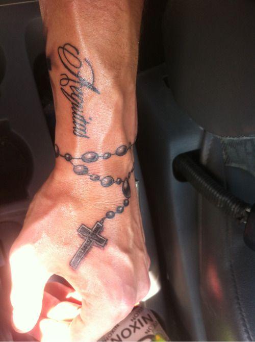 22+ Tatouage croix sur la main trends