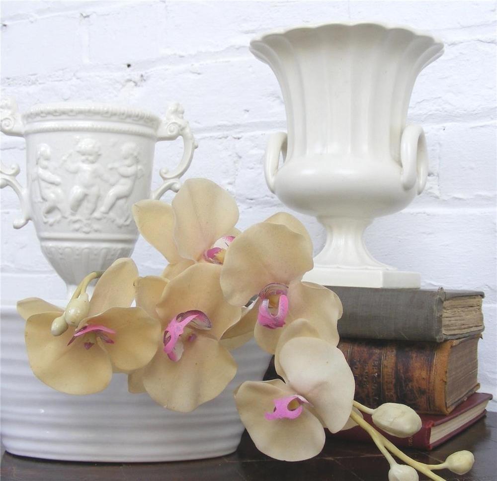 Vintage 2 urns 1 mantle planter vase constance spry fulham vintage 2 urns 1 mantle planter vase constance spry fulham interest stone ware reviewsmspy