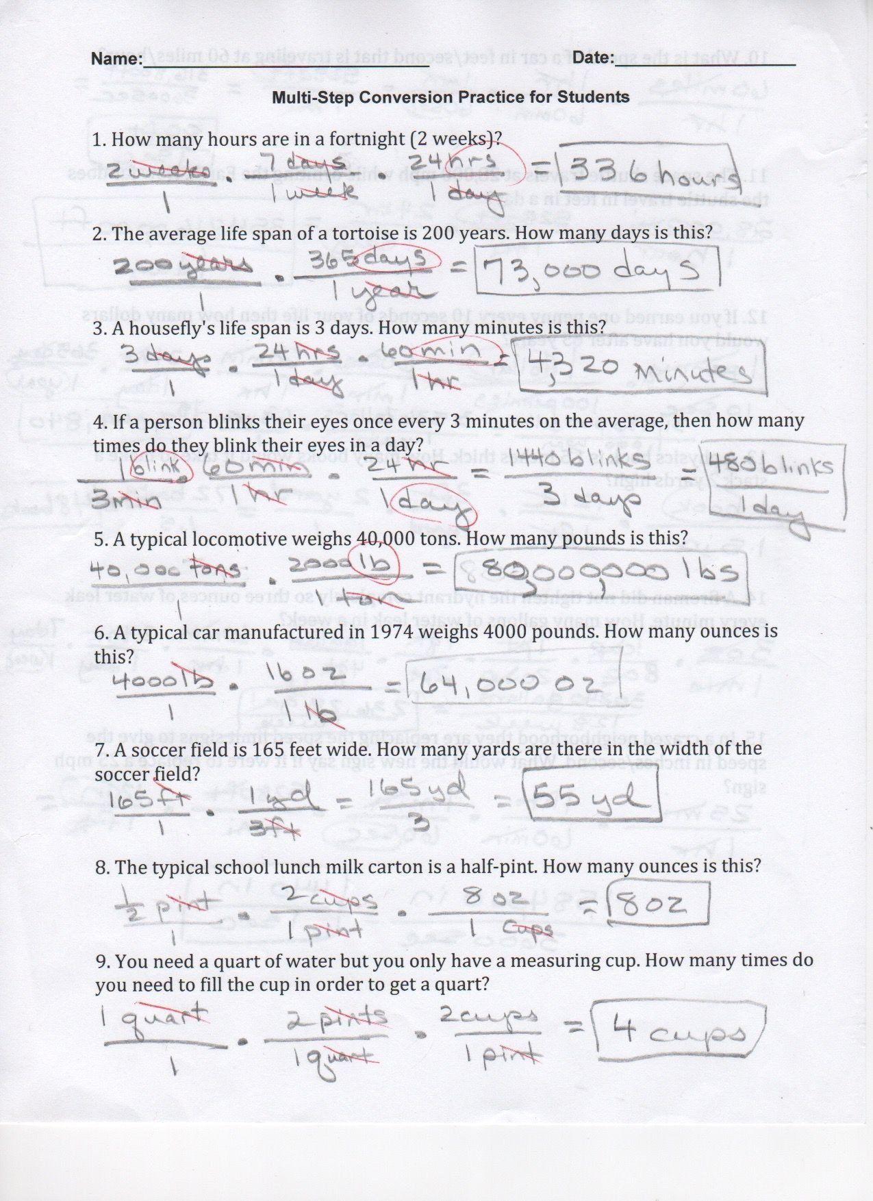 Dimensional Analysis Worksheet 2 Medication Calculations Using Dimensional Analysis With Print In 2020 Dimensional Analysis Word Problem Worksheets Literal Equations