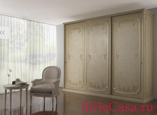 Шкаф Creola от итальянской фабрики Pellegatta Идеи