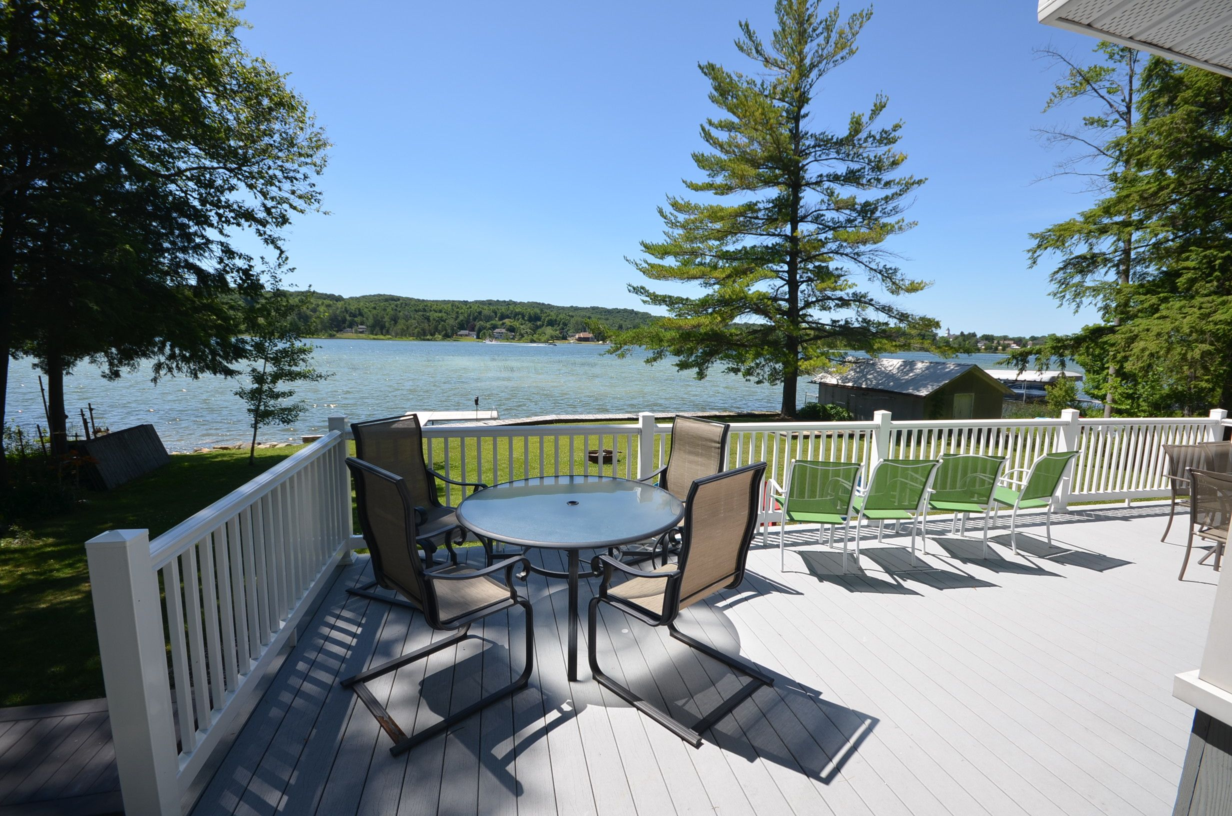 Located On All Sports South Lake Leelanau Relax And Reklein