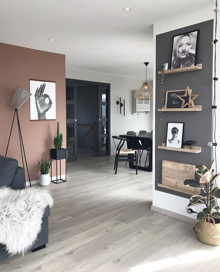 Coloration duo for the house. Front room, lunchroom. - # to #shade #de #Duo #l ... - Neue Dek...
