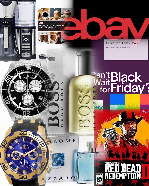 Better Black Friday Deals eBay Events⠀ Ninja CF080