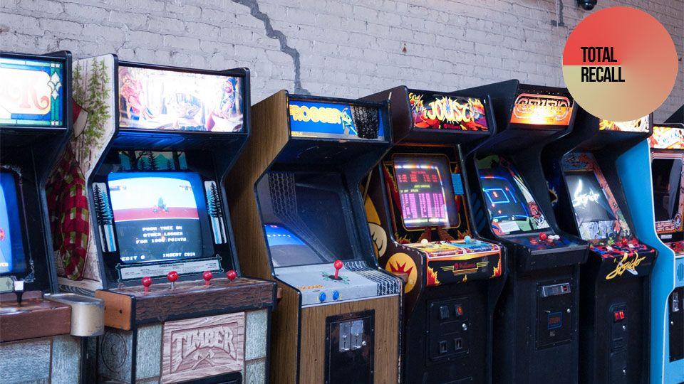 Pin on Arcade machines