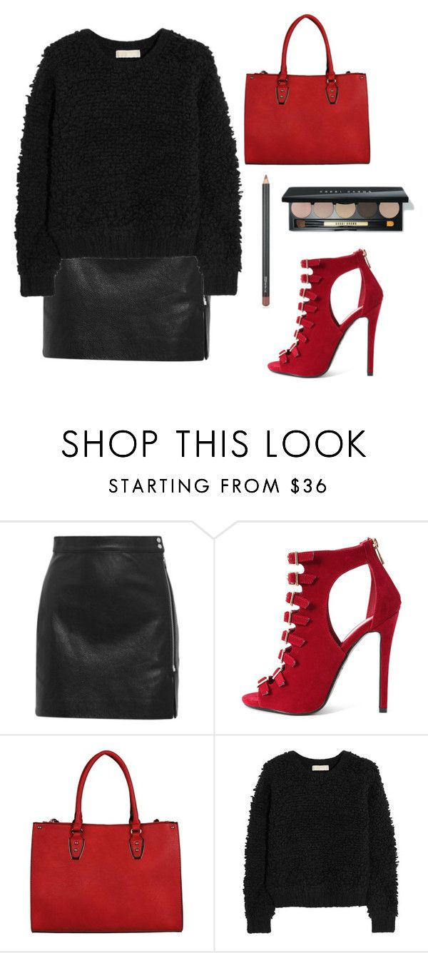 """Untitled #1910"" by maddie-xxx-1 ❤ liked on Polyvore featuring IRO and MICHAEL Michael Kors"