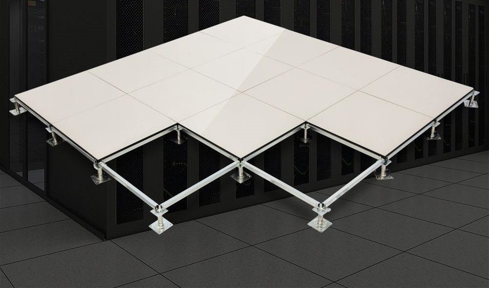How To Install Ceramic Anti Static Raised Access Floor Properly