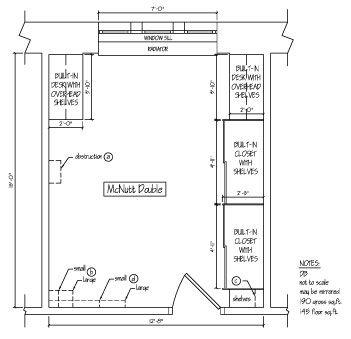 Mcnutt Double Floor Plan At Mcnutt Residence Center