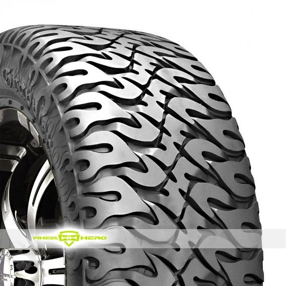 31//10.50R15 109Q Gladiator QR900 MT All-Terrain Radial Tire