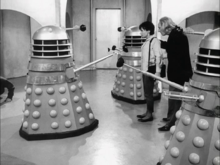 An Adventure In Space And Time Daleks