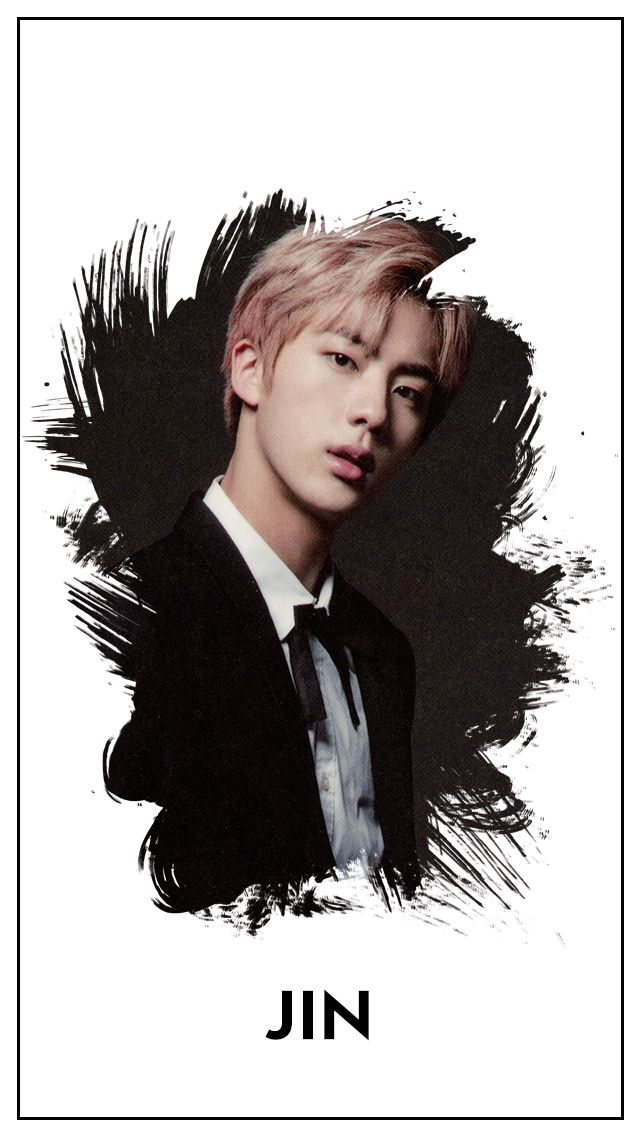 His Full Name Is Kim Seok Jin He S Going To Be 25 This Year On 4th Of December He S The Eldest Among The Members Of Bts Bts Jin Seokjin Bts Bts Group