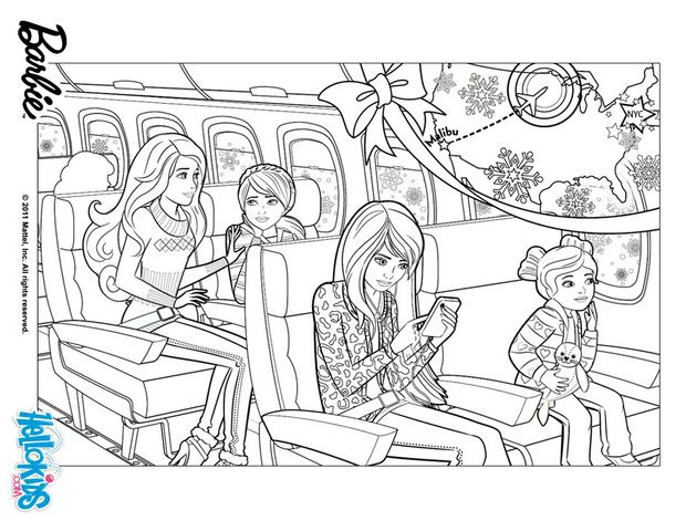 Barbie And Skipper Coloring Pages oloring Pages For All Ages