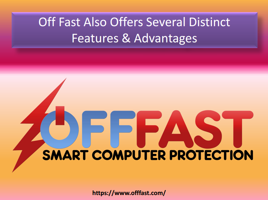 Off Fast Also Offers Several Distinct Features & Advantages #offfast ...