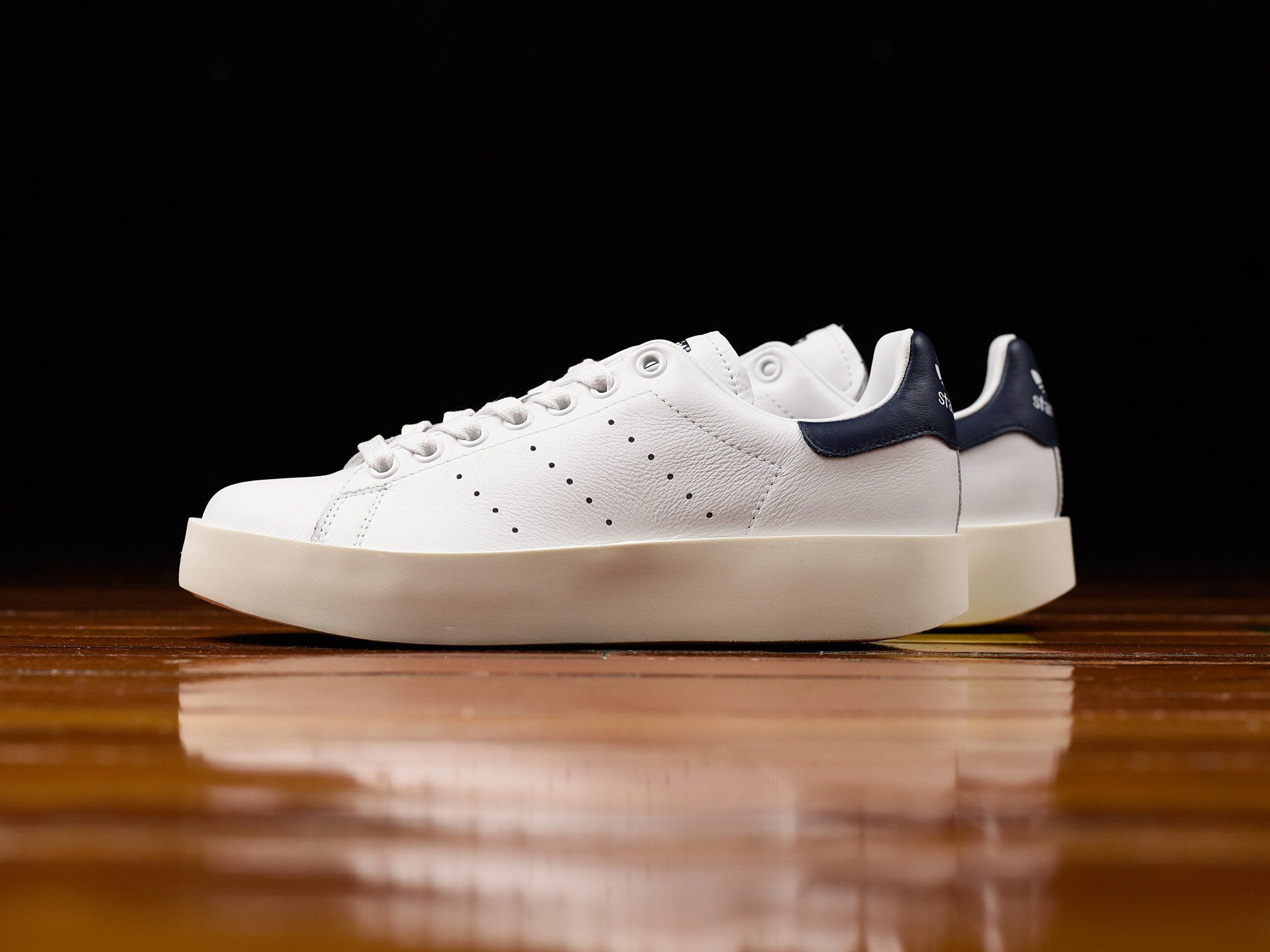 best sneakers 8884b 4e769 Womens Adidas Stan Smith Bold BA7770