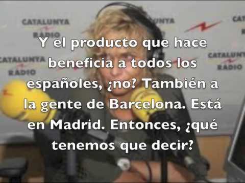 Borrell vapulea a Terribas: se acabó el mito del déficit fiscal catalán ...