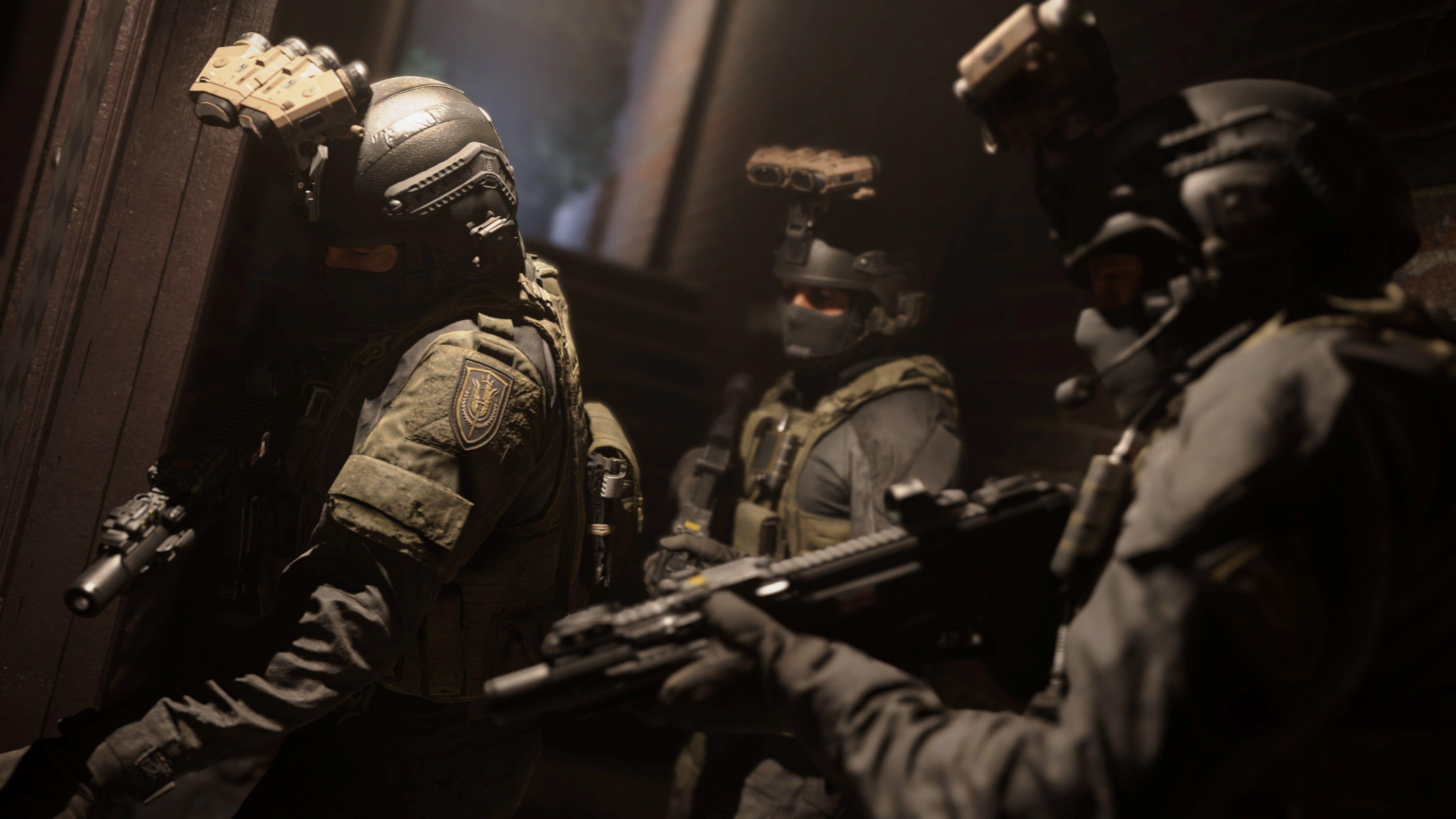 Call Of Duty Modern Warfare 2019 4k Wallpaper Modern Warfare Call Of Duty Warfare