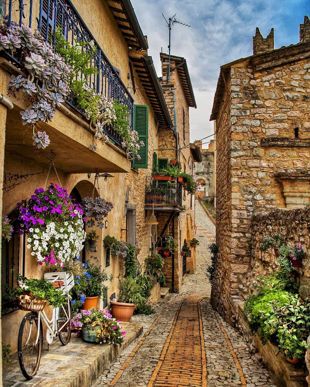 Spello, Provincia Perugia, Umbria (con immagini) Umbria