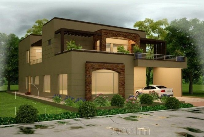 Pakistani home penelusuran google pakistani home for Pakistani new home designs exterior views