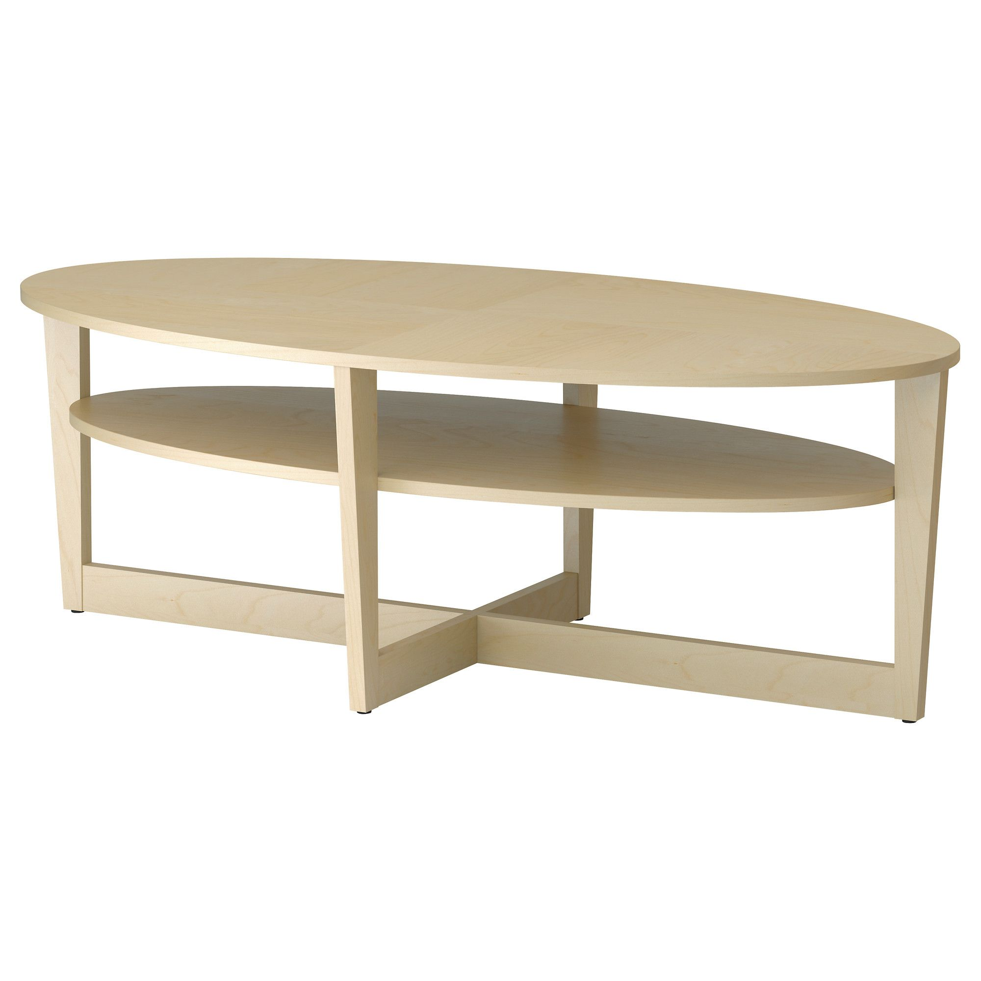 oval table w x base 179 vejmon coffee table birch