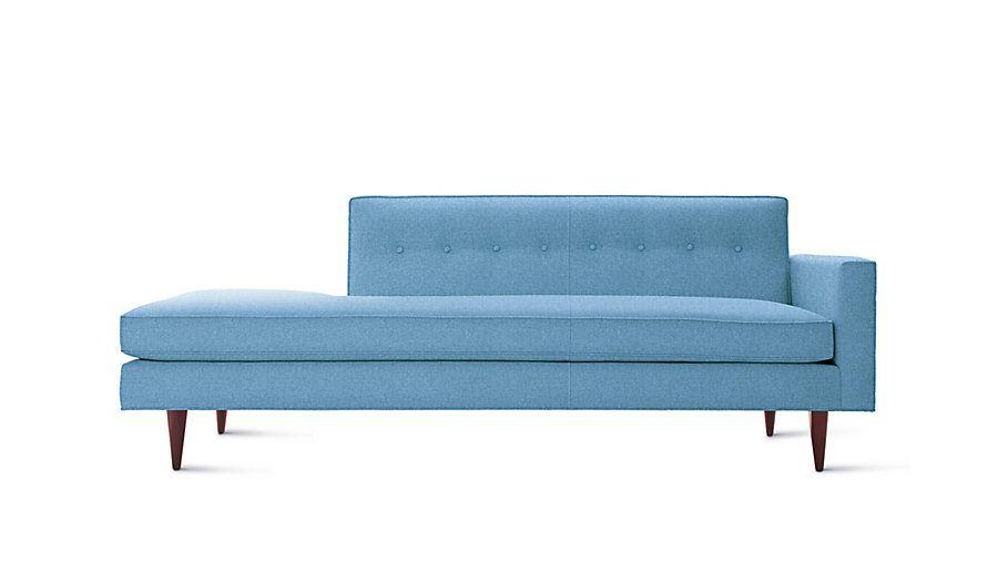 Light Blue Bantam Bantam Sofa Sofa Modern Sofa