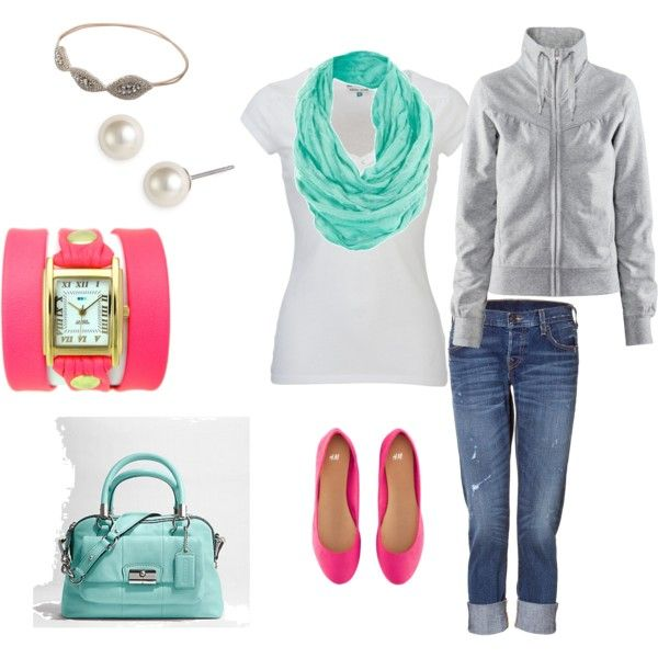 Weekend Comfy Casual, created by amf629 on Polyvore