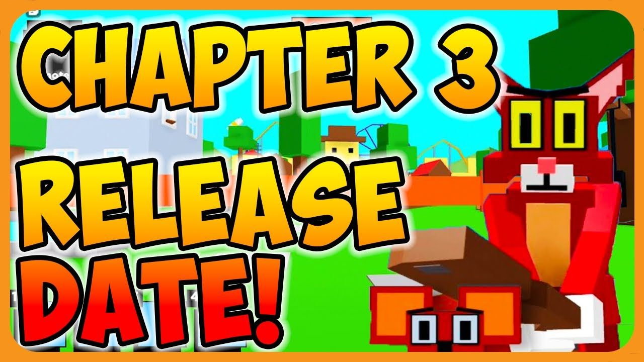 New Roblox Kitty Chapter 3 Release Date Rgcfamily In 2020 Video Game Reviews Game Reviews Roblox