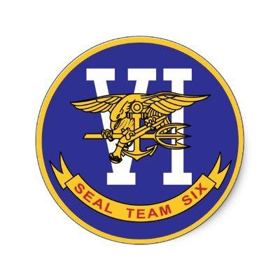 Original SEAL Team 6 insignia