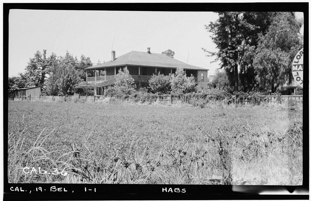 984 Casa De Rancho San Antonio Henry Gage Mansion Bell Gardens Bell Gardens Historical Landmarks Mansions