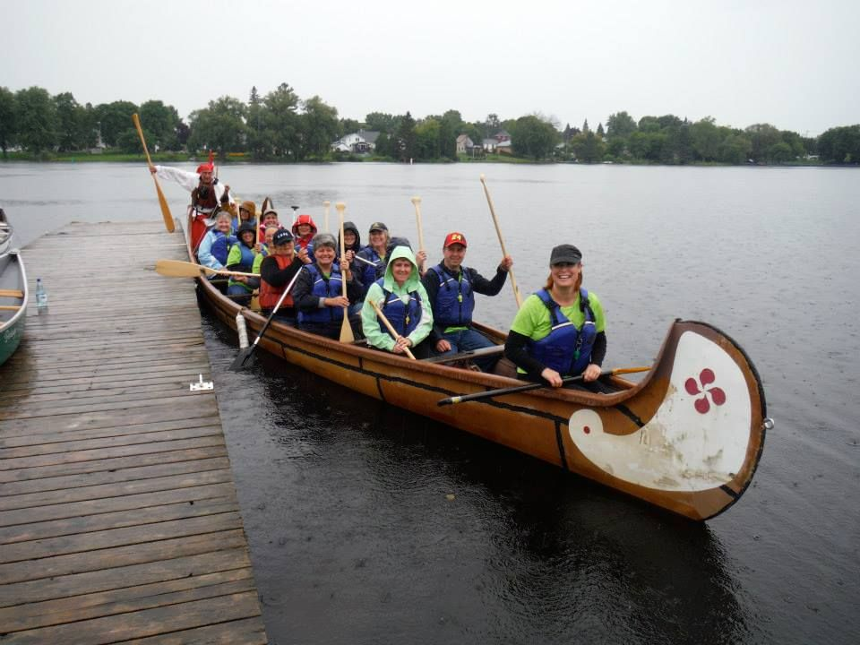 From the Voyageur Canoe Races 2014 Team: Ontrac Employment Resource Services Like and Follow the Rideau Roundtable on Facebook. Don't miss the next Voyageur Canoes Races August 8, 9, 2015 Follow our Facebook Page and Event for details https://www.facebook.com/760011104061272/photos/gm.334981843368330/890500614345653/?type=1&theater