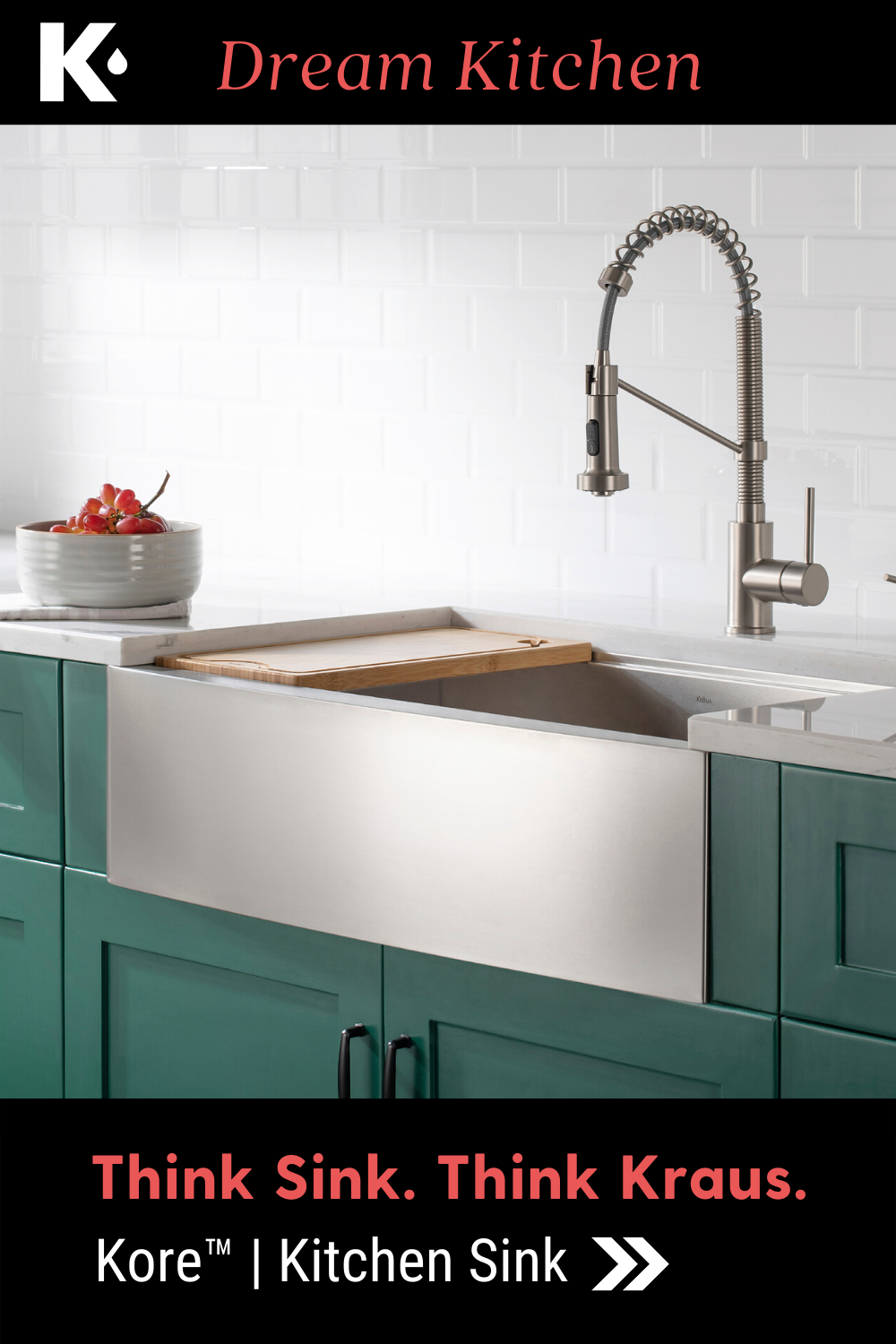 The Farmhouse Sink A Marriage of Utility and Elegance in