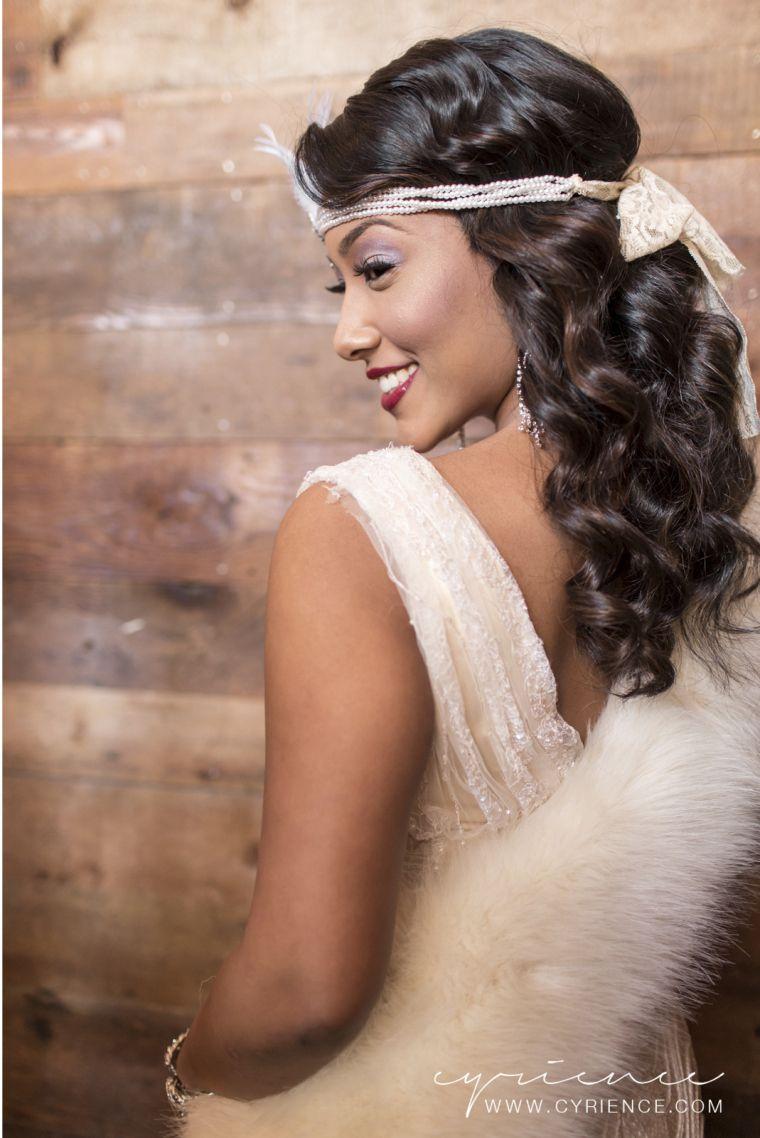 harlem renaissance inspired wedding shoot featured.   harlem