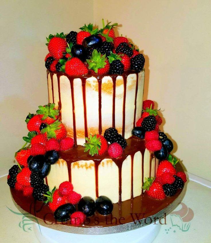 Reposting this for #throwbackthursday 😃 Ein weiterer madagassischer Vanillekuchen, aber ...