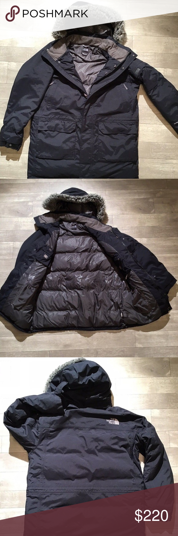 The North Face Hyvent Goose Down Jacket Parka Coat Jacket Parka Parka Coat Down Jacket [ 1740 x 580 Pixel ]