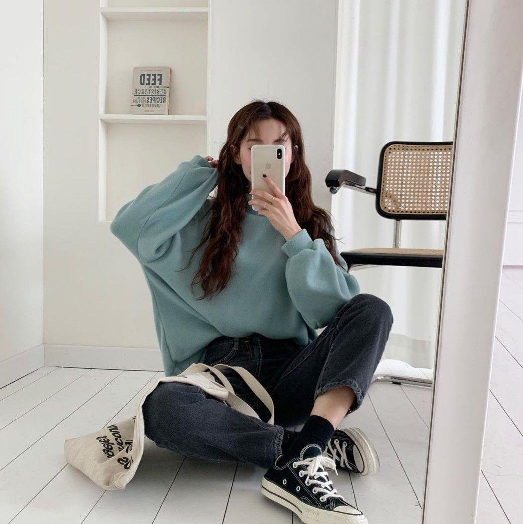 g e o r g i a n a  Trendy girls outfits, Korean fashion, Korean