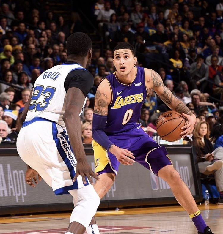 Kyle Kuzma Kyle kuzma, Lebron james lakers, Lakers