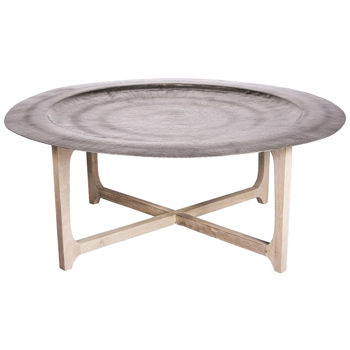 Evoke The Allure Of Morocco With The Laide Coffee Table. Featuring A Simple  Natural Wood