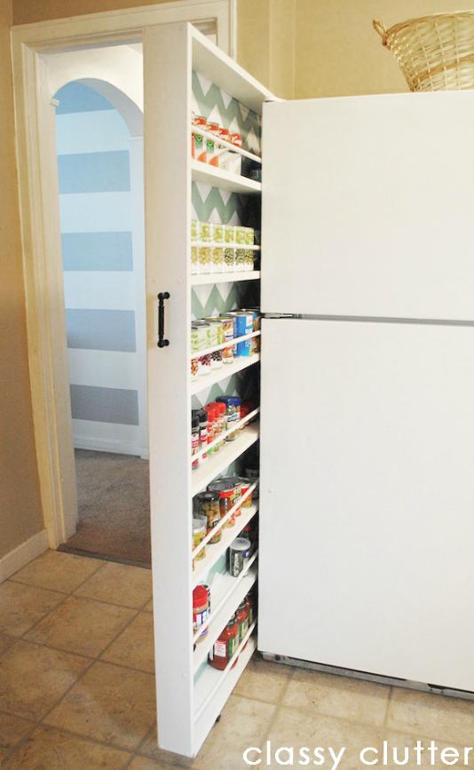 15 ideas para ganar espacio en un piso pequeño | Piso pequeño, Pisos ...