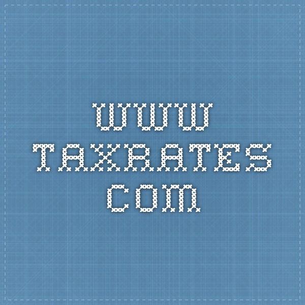 www.taxrates.com