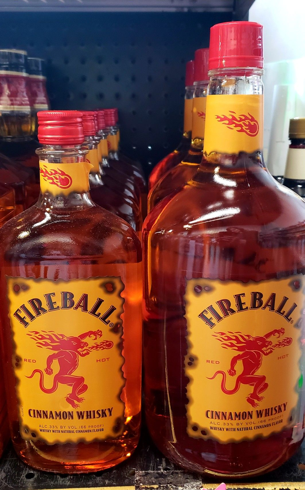 Fireball In 2020 Wine And Spirits Fireball Whisky