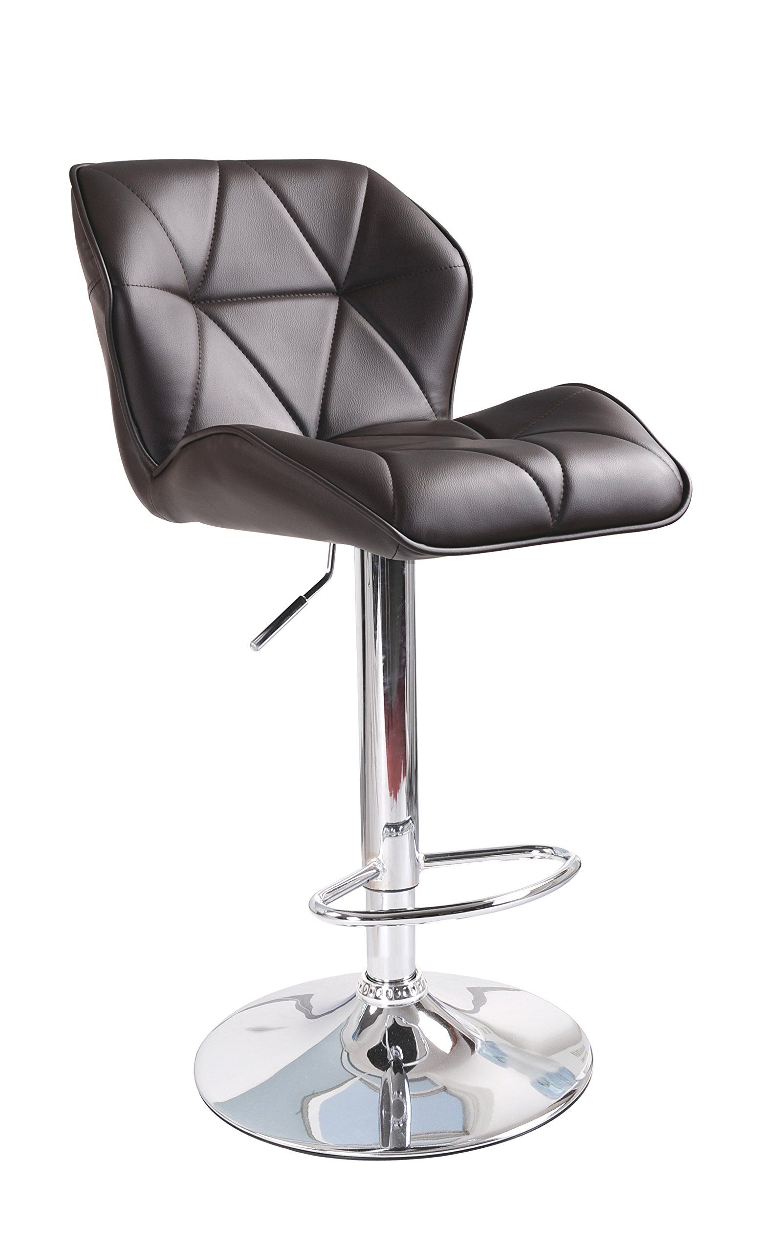 Enjoyable Shortlist Modern Uranus Padded Swivel Leather Breakfast Pdpeps Interior Chair Design Pdpepsorg