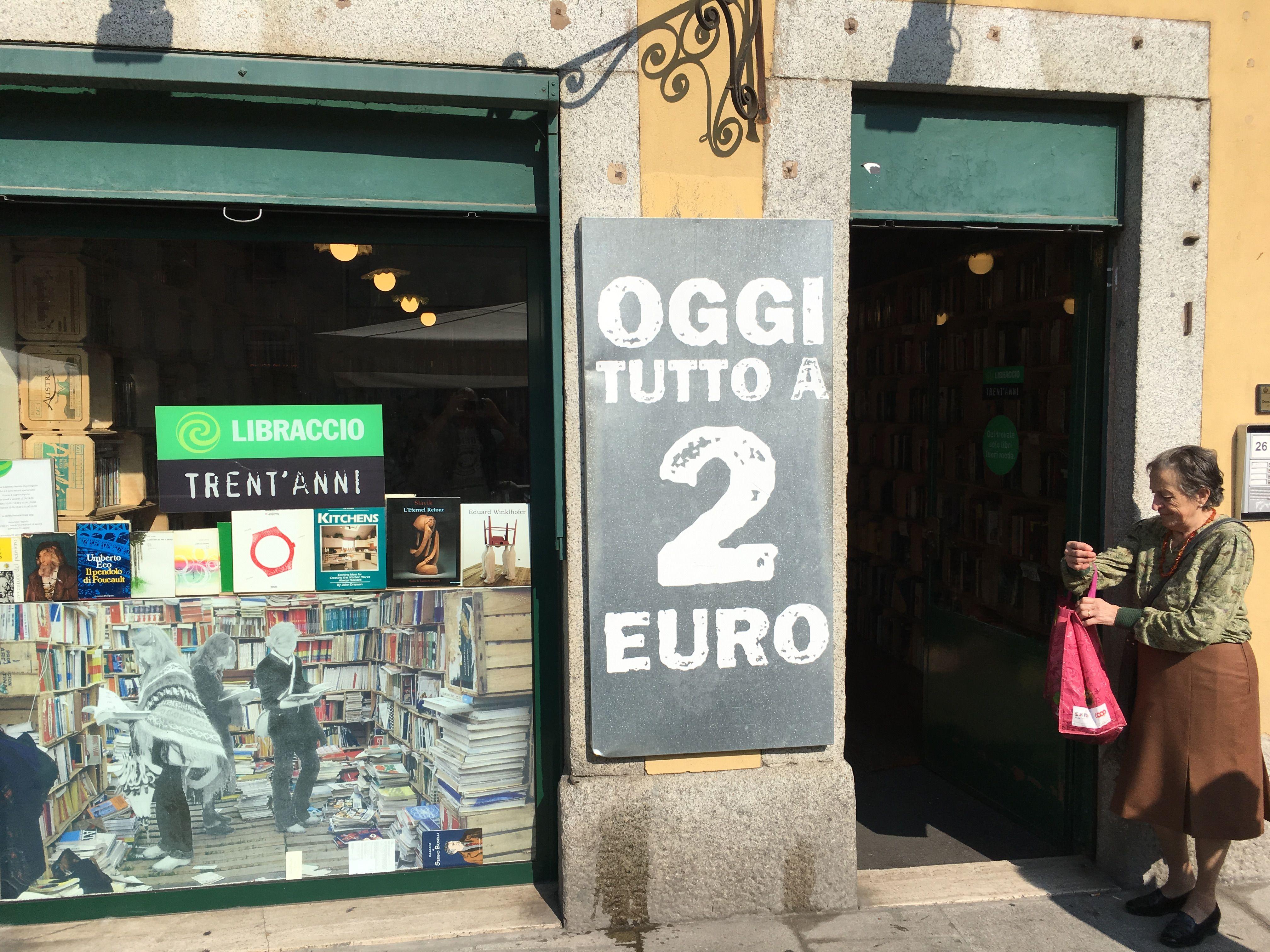 #libraccio #domenica #navigliogrande #Milano
